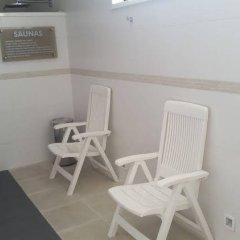 Отель Apt barramares 2 quartos vista mar сауна
