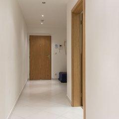 Апартаменты New Modern Apartment with Zizkov Parking интерьер отеля