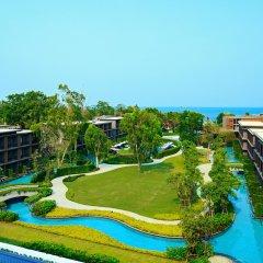 Отель Hua Hin Marriott Resort & Spa спортивное сооружение