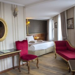 Sky Kamer Hotel - Boutique Class Турция, Стамбул - 11 отзывов об отеле, цены и фото номеров - забронировать отель Sky Kamer Hotel - Boutique Class онлайн комната для гостей фото 3