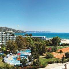 Отель Сенди Бийч Болгария, Албена - отзывы, цены и фото номеров - забронировать отель Сенди Бийч онлайн пляж фото 2