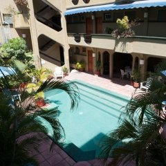 Отель Solimar Inn Suites балкон