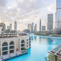 Отель DHH - Souk Al Bahar Дубай бассейн