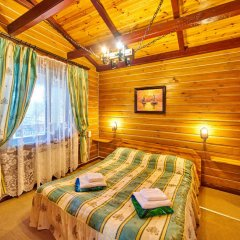 Гостиница Омега-Клуб комната для гостей фото 3