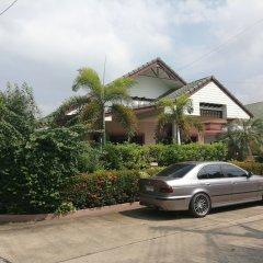 Отель Baan Dusit парковка