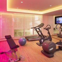 Le M Hotel Париж фитнесс-зал фото 3