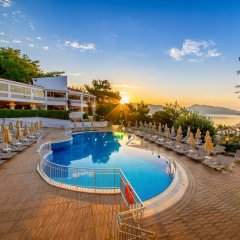 Ideal Panorama Hotel Турция, Мармарис - отзывы, цены и фото номеров - забронировать отель Ideal Panorama Hotel - All Inclusive онлайн бассейн фото 3