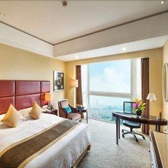 Отель Shenzhen Century Kingdom Hotel, East Railway Station Китай, Шэньчжэнь - отзывы, цены и фото номеров - забронировать отель Shenzhen Century Kingdom Hotel, East Railway Station онлайн комната для гостей фото 4