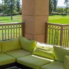 Отель Hilton Garden Inn Los Angeles Montebello Монтебелло балкон