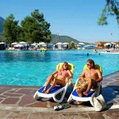 Отель Club Phaselis бассейн фото 3