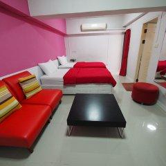 Отель 48 Ville Бангкок комната для гостей фото 2