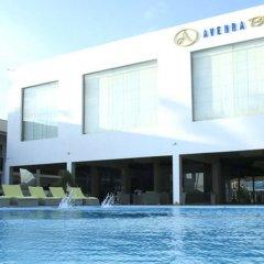 Отель Avenra Beach Hikkaduwa бассейн фото 2