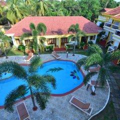 Отель Spazio Leisure Resort Гоа балкон