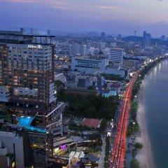 Отель Hilton Pattaya городской автобус