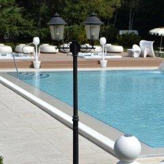 Отель Park Villa Giustinian Мирано бассейн фото 3