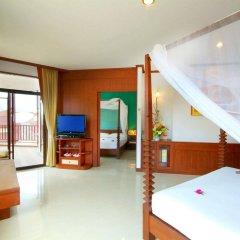 Отель Timber House Ao Nang комната для гостей