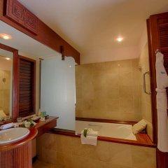 Отель Manava Beach Resort and Spa Moorea Французская Полинезия, Папеэте - отзывы, цены и фото номеров - забронировать отель Manava Beach Resort and Spa Moorea онлайн спа фото 2