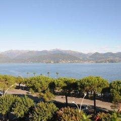 Отель Italie Et Suisse Стреза приотельная территория фото 2