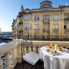 Отель Eurostars David балкон