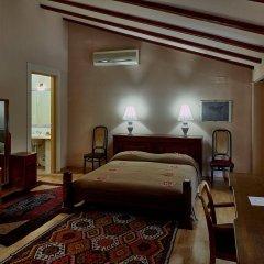 Отель Вилла Деленда Армения, Ереван - отзывы, цены и фото номеров - забронировать отель Вилла Деленда онлайн комната для гостей фото 2
