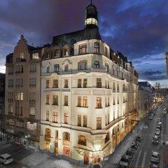 Отель Art Nouveau Palace Прага фото 2