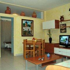 Отель Apartamentos Cel Blau комната для гостей фото 6