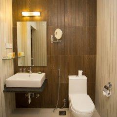 Отель Yatri Suites and Spa, Kathmandu Непал, Катманду - отзывы, цены и фото номеров - забронировать отель Yatri Suites and Spa, Kathmandu онлайн ванная