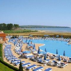 Отель Riu Helios Bay Болгария, Аврен - отзывы, цены и фото номеров - забронировать отель Riu Helios Bay онлайн пляж фото 2