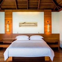 Отель Sheraton Maldives Full Moon Resort & Spa фото 12