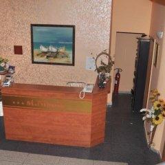 Отель St. Nikola Болгария, Поморие - отзывы, цены и фото номеров - забронировать отель St. Nikola онлайн интерьер отеля