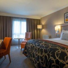 Отель Clayton Hotel, Manchester Airport Великобритания, Манчестер - отзывы, цены и фото номеров - забронировать отель Clayton Hotel, Manchester Airport онлайн комната для гостей фото 2