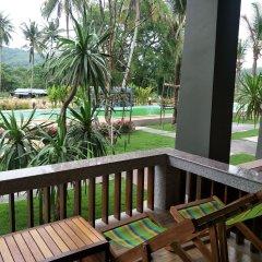 Отель Lanta Infinity Resort Ланта балкон