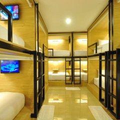 Отель The Bedrooms Hostel Pattaya Таиланд, Паттайя - отзывы, цены и фото номеров - забронировать отель The Bedrooms Hostel Pattaya онлайн интерьер отеля