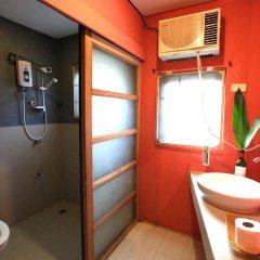 Отель Hannah Hotel Филиппины, остров Боракай - отзывы, цены и фото номеров - забронировать отель Hannah Hotel онлайн ванная