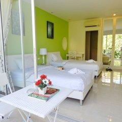 Отель Jinta Andaman балкон