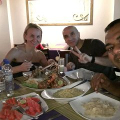 Отель Liberty Guest House Maldives питание