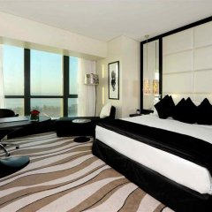 Отель Sofitel Abu Dhabi Corniche ОАЭ, Абу-Даби - 1 отзыв об отеле, цены и фото номеров - забронировать отель Sofitel Abu Dhabi Corniche онлайн комната для гостей фото 4
