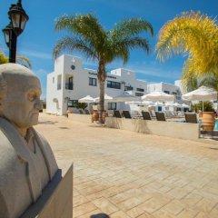 Отель Flouressia Gardens Протарас пляж фото 2