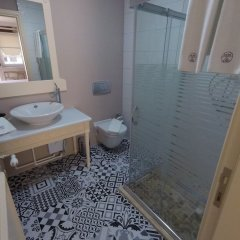 Monk Hotel Alacati - Adults Only Чешме ванная фото 2