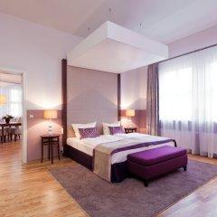 Отель Aparthotel Am Schloss Германия, Дрезден - отзывы, цены и фото номеров - забронировать отель Aparthotel Am Schloss онлайн комната для гостей фото 3