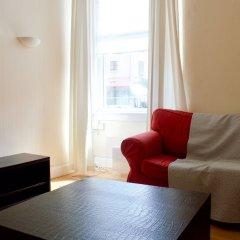 Отель 1 Bedroom Flat In Roseburn Эдинбург комната для гостей фото 3