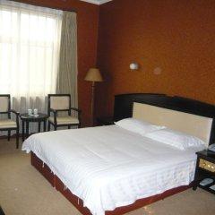 Отель Beijing GuoMen Business Hotel Китай, Пекин - отзывы, цены и фото номеров - забронировать отель Beijing GuoMen Business Hotel онлайн комната для гостей фото 4