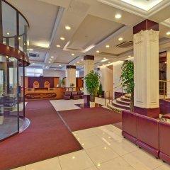 Гостиница Варшава интерьер отеля