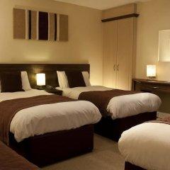 Отель New Steine - Guest House сейф в номере