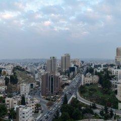 Отель Landmark Amman Hotel & Conference Center Иордания, Амман - отзывы, цены и фото номеров - забронировать отель Landmark Amman Hotel & Conference Center онлайн балкон