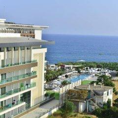 White City Resort Hotel Турция, Аланья - отзывы, цены и фото номеров - забронировать отель White City Resort Hotel онлайн пляж фото 2