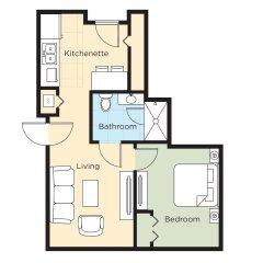 Отель Wyndham Desert Blue США, Лас-Вегас - отзывы, цены и фото номеров - забронировать отель Wyndham Desert Blue онлайн удобства в номере