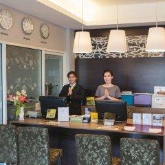 Отель Golden Jade Suvarnabhumi интерьер отеля