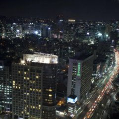 Отель Brown Suites Seoul Южная Корея, Сеул - 1 отзыв об отеле, цены и фото номеров - забронировать отель Brown Suites Seoul онлайн фото 3