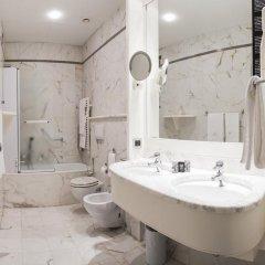 Отель Milano Италия, Падуя - отзывы, цены и фото номеров - забронировать отель Milano онлайн ванная фото 2